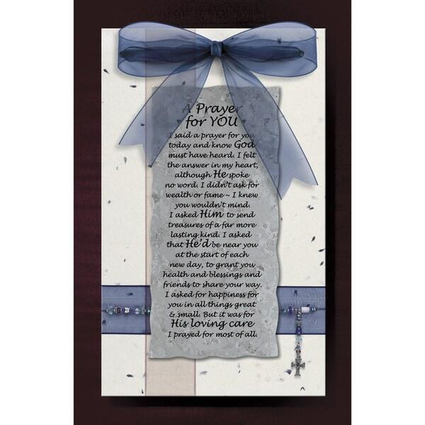 Dexsa A Prayer For You Wood Plaque
