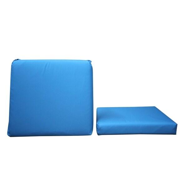 Bellini Knife Edge Seat Cushions (Set of 2)