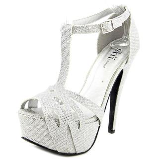 Famous Name Brand Women's 'Fancy' Synthetic Dress Shoes