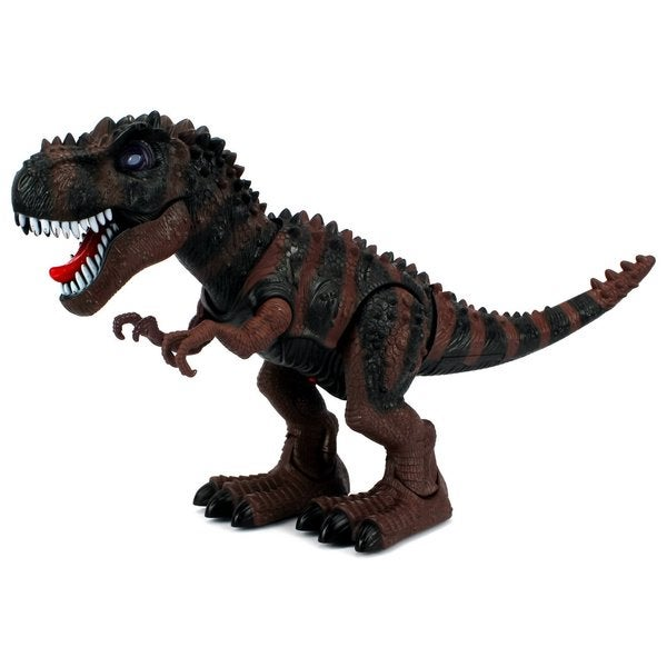 Dinosaur Century Tyrannosaurus Rex T-Rex Battery Operated Toy Dinosaur Figure (Colors May Vary) 17543472