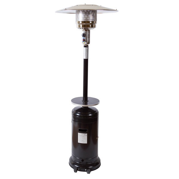 Bombay Black Outdoor Overhead Patio Heater