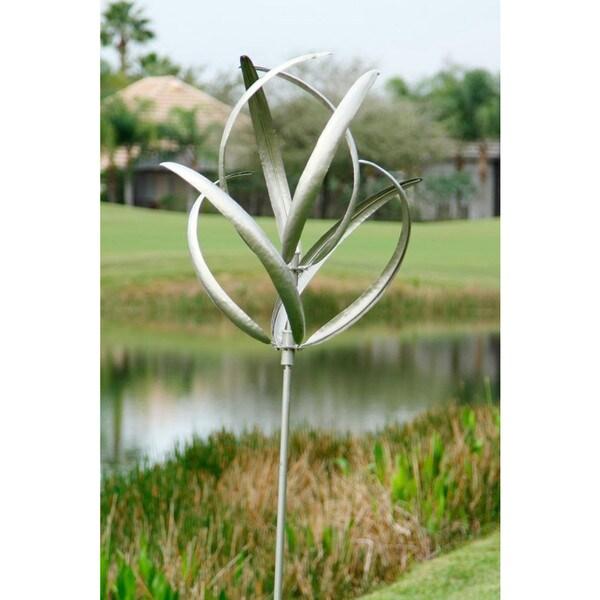 Cheyenne Silver Wind Spinner