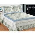 Mayflower Dawn 3-piece Quilt Set