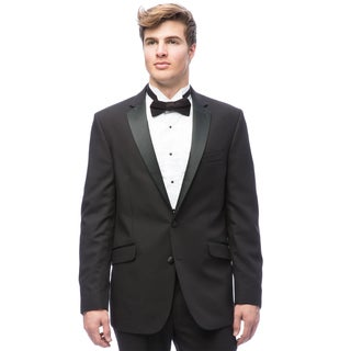 Kenneth Cole Men's Black Reaction Tuxedo