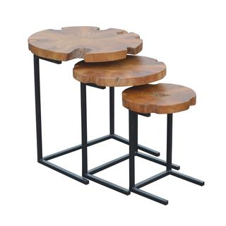 Crafted Home's Cooper Nesting Table