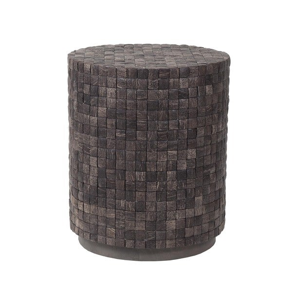 Crafted Home's Quinn Round End Table-Evo