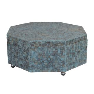 Crafted Home's Quinn Octagon Coffee Table