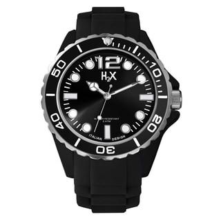 H2X Reef Mens Black Watch