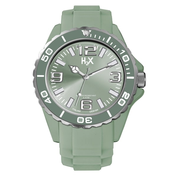 H2X Reef Womens Green Watch