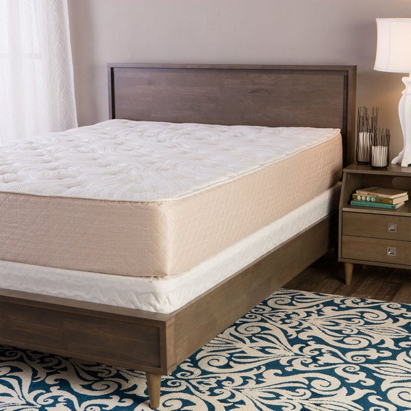 Select Luxury Best Quilted 12-inch King Size Mattress and Foundation