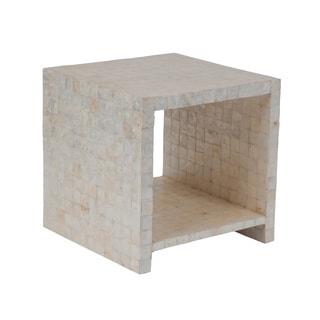Uttermost Teak Root Bunching Cube 16434790 Overstock