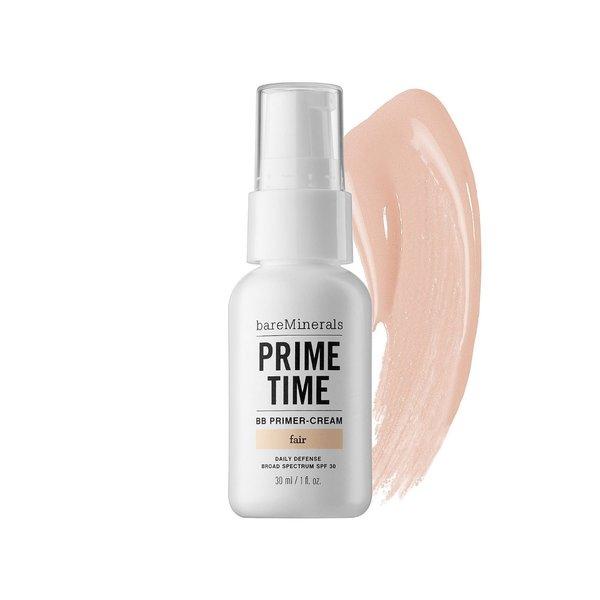 BareMinerals Prime Time BB Primer 1-ounce Cream Daily Defense Fair