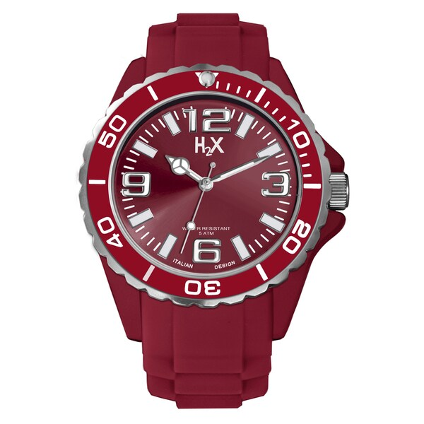 H2X Reef Womens Red Watch