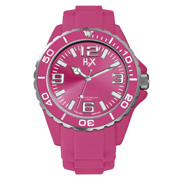 H2X Reef Womens Pink Watch