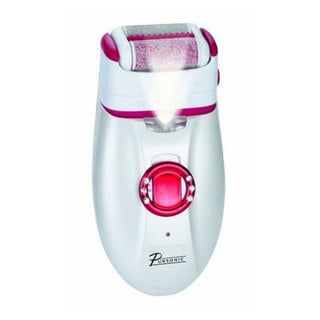 Pursonic FE400 Epilator, Shaver, and Callus Remover
