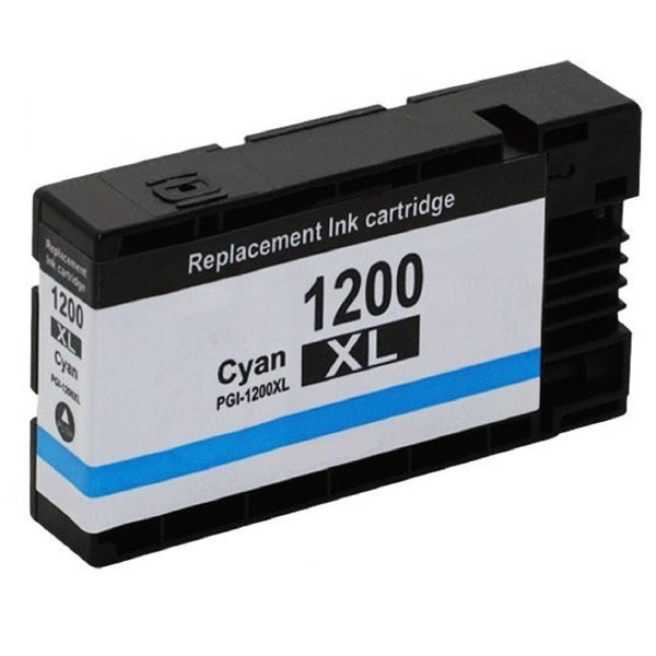 Replacing PGI-1200 1200XL Ink Cartridge Use for Canon MAXIFY MB2020 MB2050 MB2320 MB2350 Series Printer