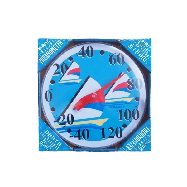 Poolmaster Sailboat Thermometer