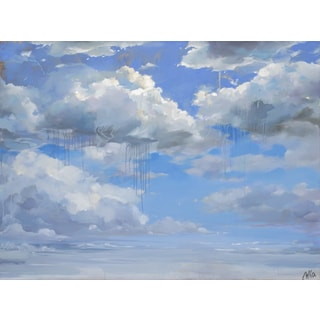 Atmosphere Unframed Canvas