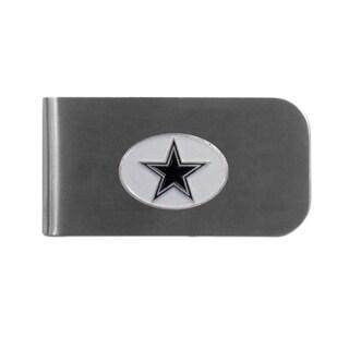 Dallas Cowboys Sports Team Logo Bottle Opener Money Clip