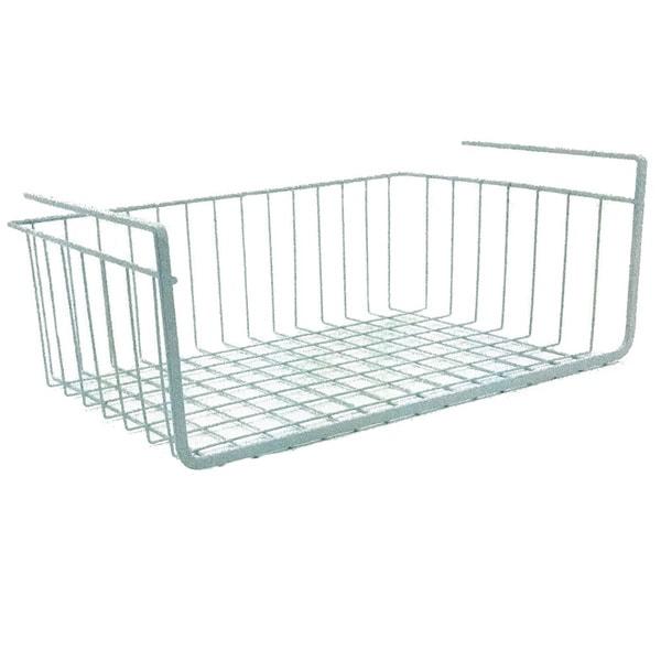 Modern Home 15-inch Cabinet Wire Hanging Basket Shelf