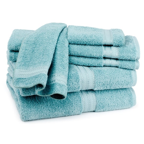 Caldwell at Home Egyptian Cotton Luxury 6-piece Towel Set