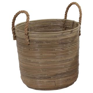 Crafted Home's Jax Basket Storage Large