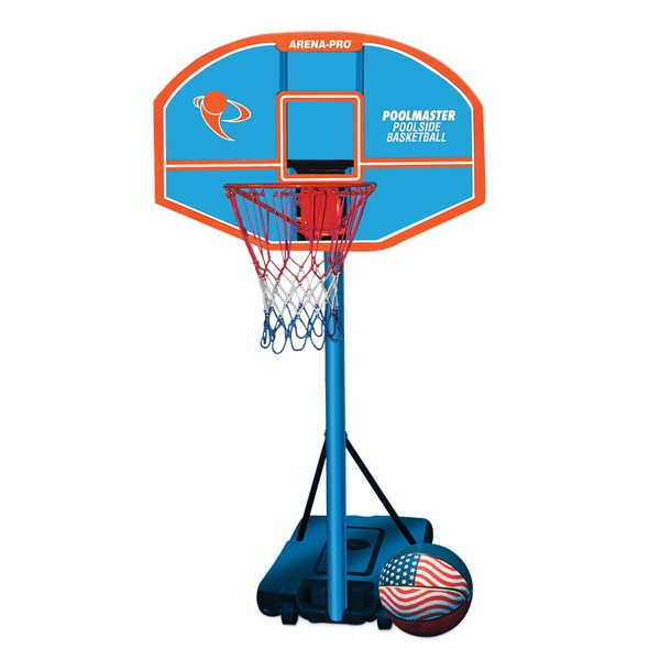 Poolmaster Arena Pro Composite Adjustable B-Ball Game