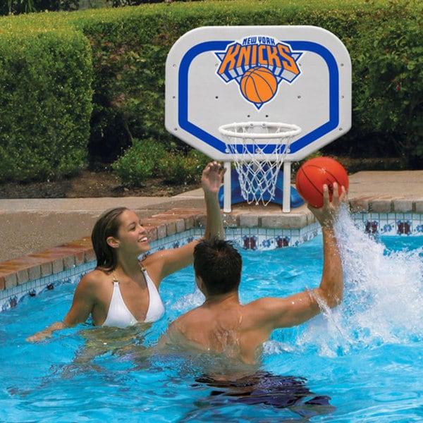 Poolmaster New York Knicks NBA Pro Rebounder