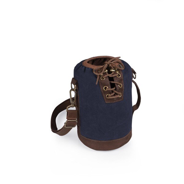 Legacy Blue Growler Tote