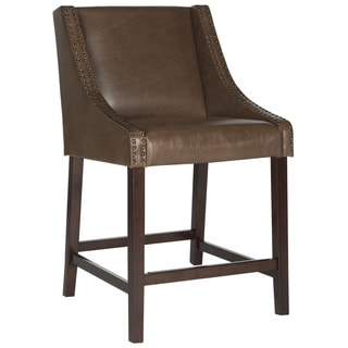 Safavieh Addo Charcoal Ring Counterstool 16722508