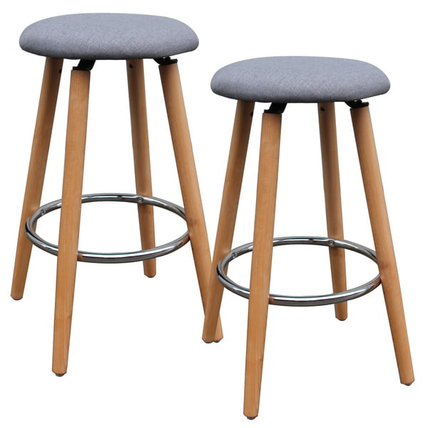 Etta 26-inch Counter Stool (Set of 2)