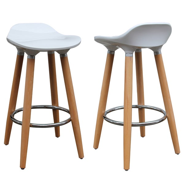 Trex 26 Inch Counter Stool Set Of 2 18358444