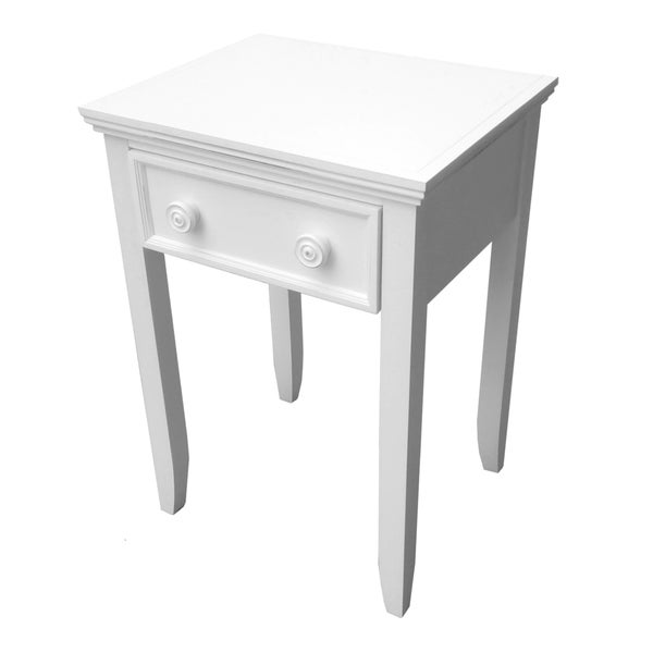 Notting Hilll Night Stand 1 Drawer 4 Legs 17553977