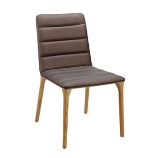 Aurelle Home Siah Dining Chair (Set of 2)