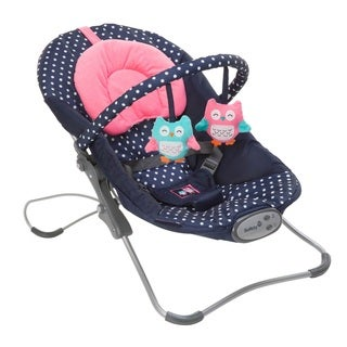 Carter's Snug Fit Bouncer in Cute as a Hoot