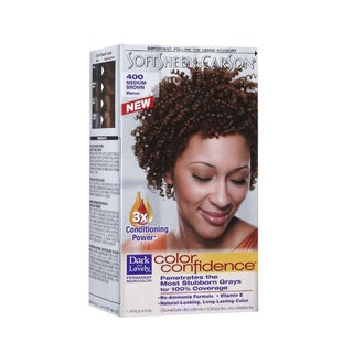 Dark and Lovely Color Confidence Hair Color