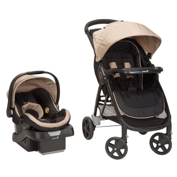 Safety 1st Step and Go Travel System in Putty