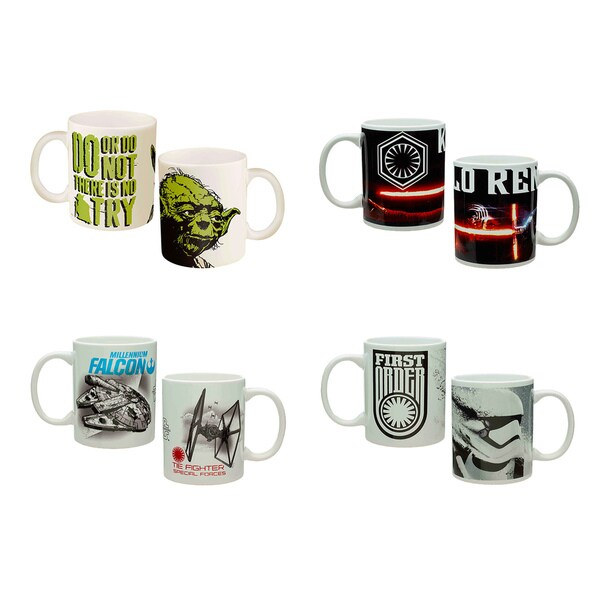 Star Wars Mug Collection (Pack of 4) 17555204