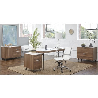Euro Style 4-piece Hart Collection Office Set