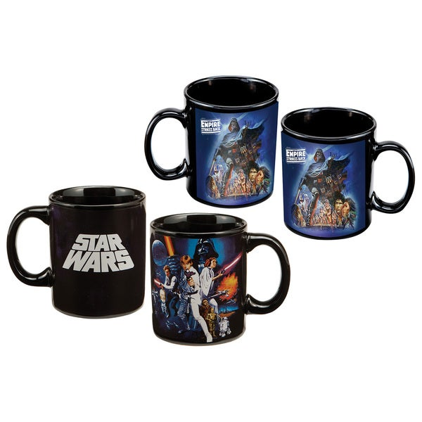 Two-piece Star Wars Movie Mug