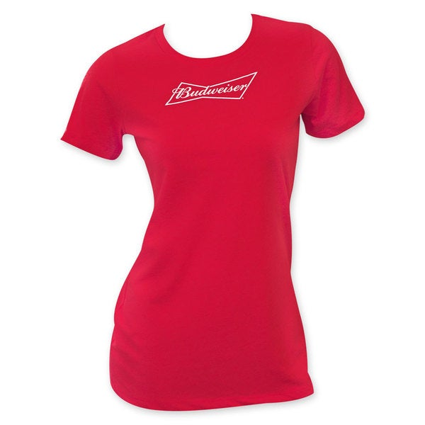 Budweiser Red Women's T-Shirt