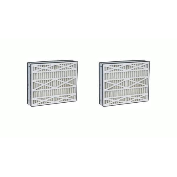2 Lennox 20x25x5 Merv 8 Replacement Air Filters Fit X6673 17565258
