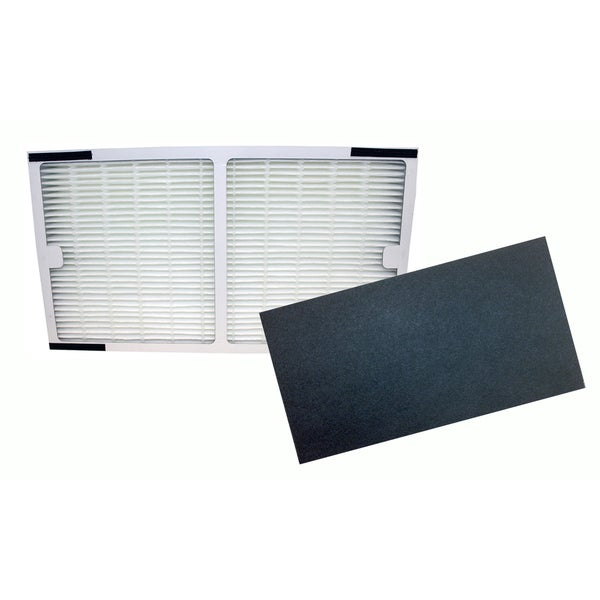 Idylis C HEPA Air Purifier and Carbon Filter, Part # IAF-H-100C and 302656 17565271