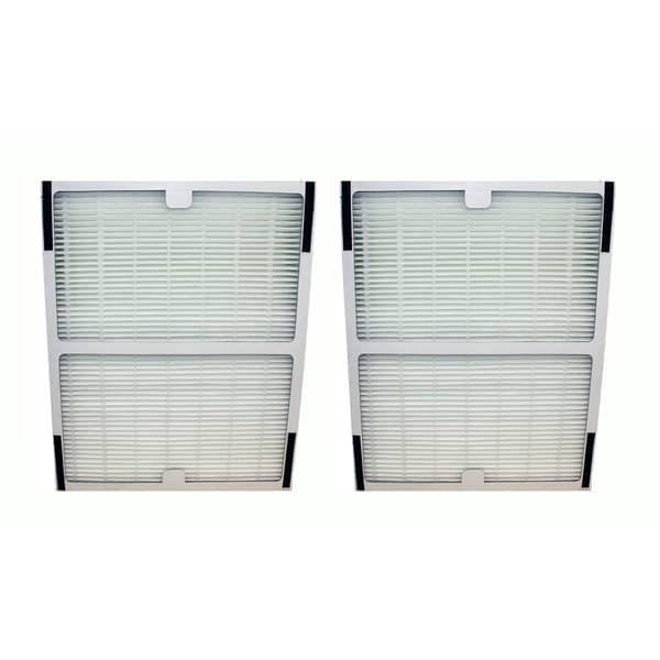 2 Idylis A HEPA Air Purifier Filters, Part # IAF-H-100A