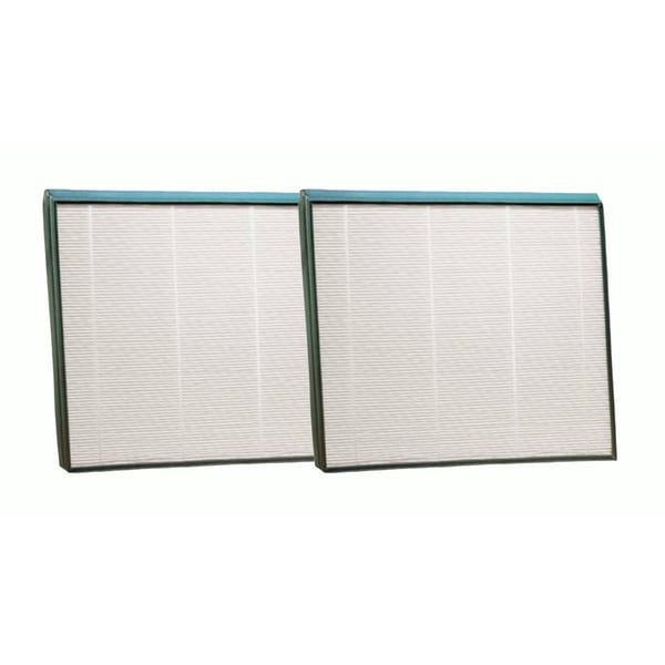 2 Hunter 30940 Air Purifier Filters Fit Models 30210, 30214, 30215, 30216, 30225, 30260, 30398, 30400 and 30401 17565287