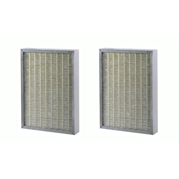 2 Hunter 30936 Air Purifier Filters Fit 30085, 30090, 30095, 30105, 30117 and 30130 17565291
