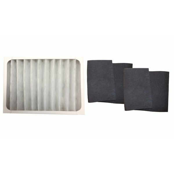 Hunter Air Purifier Filter and 2 Carbon Pre-Filters, Part # 30928, 30901 17565300