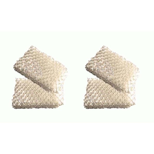 4 Honeywell HCM-525 Humidifier Wick Filters, Part # D13C, AC-813, AC813, AC 813, D13-C, D13C, D13 C, D13 and D-13 17565318