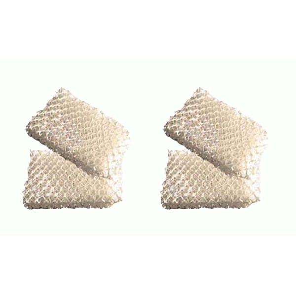6 Honeywell HCM-525 Humidifier Wick Filters, Part # D13C, AC-813, AC813, AC 813, D13-C, D13C, D13 C, D13 and D-13 17565317