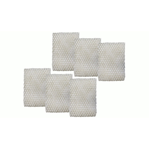 6 Holmes HWF100 Humidifier Filters, Part # HWF100 17565325